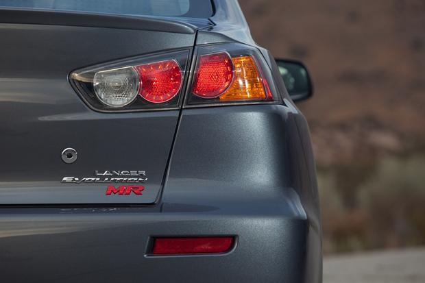 2013 Mitsubishi Lancer Evolution: New Car Review featured image large thumb5