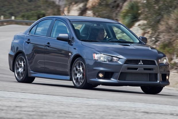 2013 Mitsubishi Lancer Evolution: New Car Review featured image large thumb6
