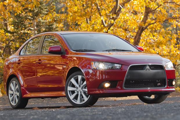 2013 Mitsubishi Lancer: New Car Review featured image large thumb0
