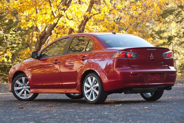 2013 Mitsubishi Lancer: New Car Review featured image large thumb1