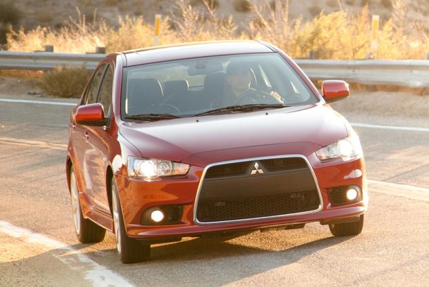 2014 Mitsubishi Lancer: New Car Review featured image large thumb2