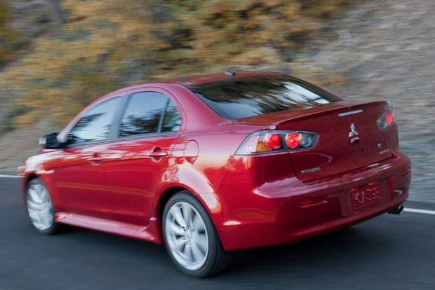2014 Mitsubishi Lancer: New Car Review featured image large thumb0