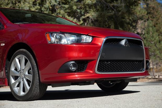 2013 Mitsubishi Lancer: New Car Review featured image large thumb5
