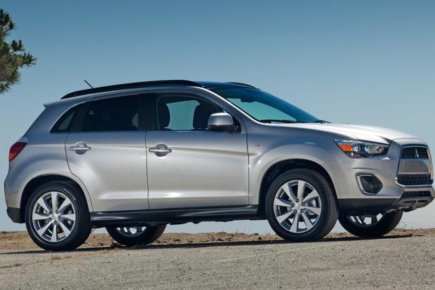 2013 Mitsubishi Outlander: New Car Review featured image large thumb0