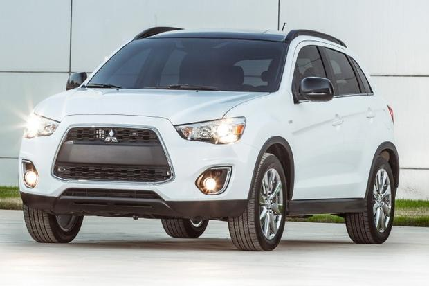 2014 Mitsubishi Outlander Sport: New Car Review featured image large thumb0
