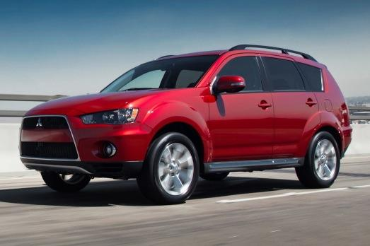 2013 Mitsubishi Outlander: New Car Review featured image large thumb15