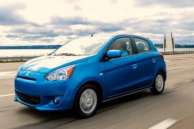 2014 Mitsubishi Mirage: New Car Review featured image large thumb1