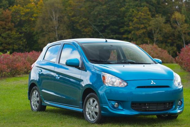 2014 Mitsubishi Mirage: New Car Review featured image large thumb3