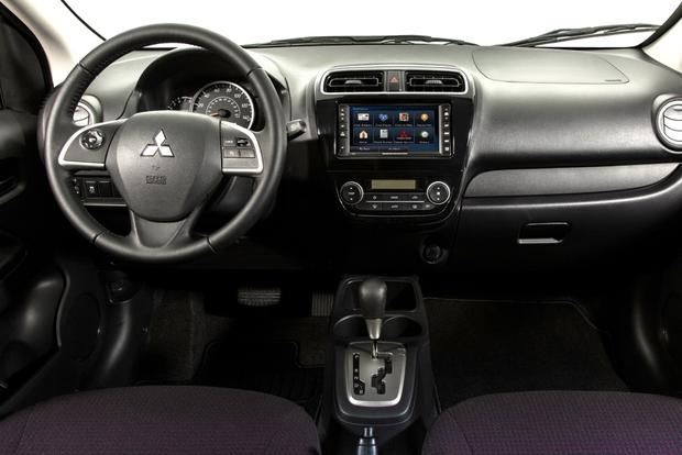 2014 Mitsubishi Mirage: New Car Review featured image large thumb4