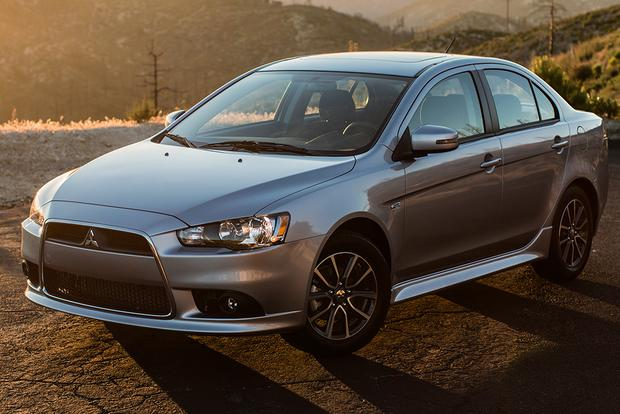 2015 mitsubishi lancer: new car review - autotrader