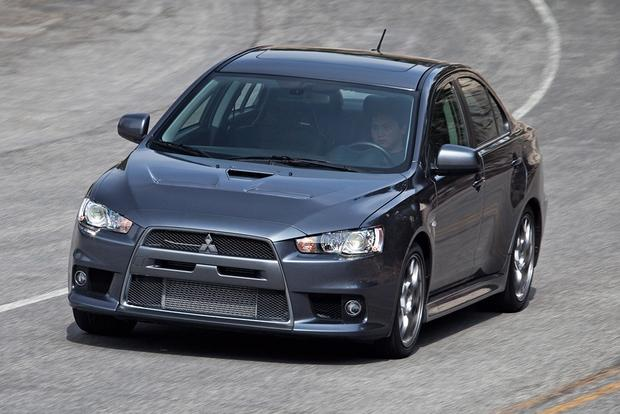 2015 mitsubishi lancer evolution: new car review - autotrader