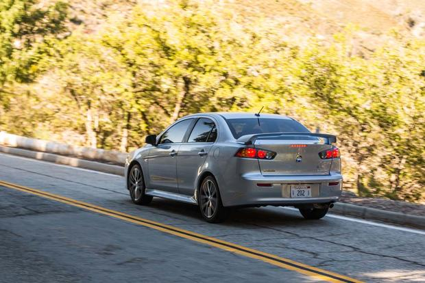 2016 Mitsubishi Lancer: New Car Review featured image large thumb4