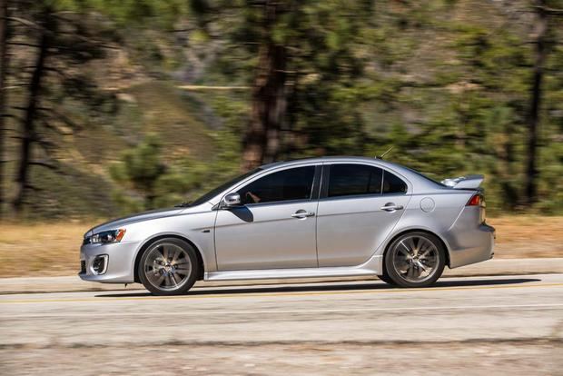 2016 Mitsubishi Lancer: New Car Review featured image large thumb6