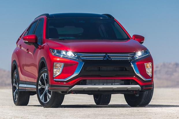 2018 Mitsubishi Eclipse Cross: First Drive Review featured image large thumb0