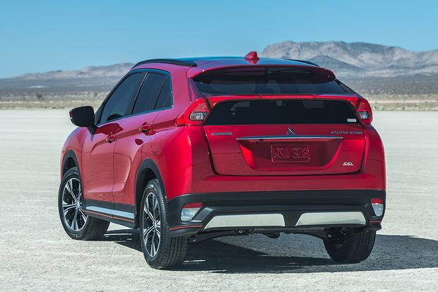 2018 Mitsubishi Eclipse Cross: First Drive Review featured image large thumb1