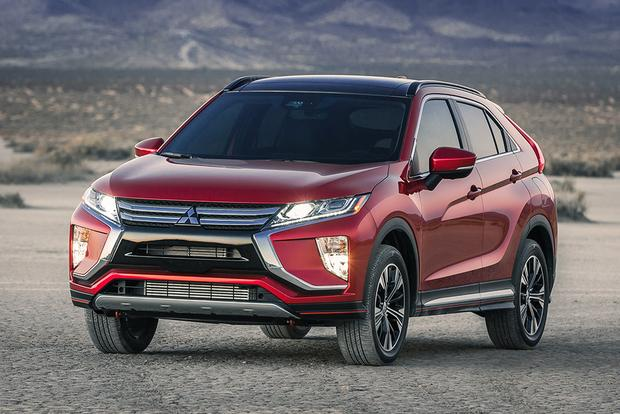 2018 Mitsubishi Eclipse Cross: First Drive Review featured image large thumb3