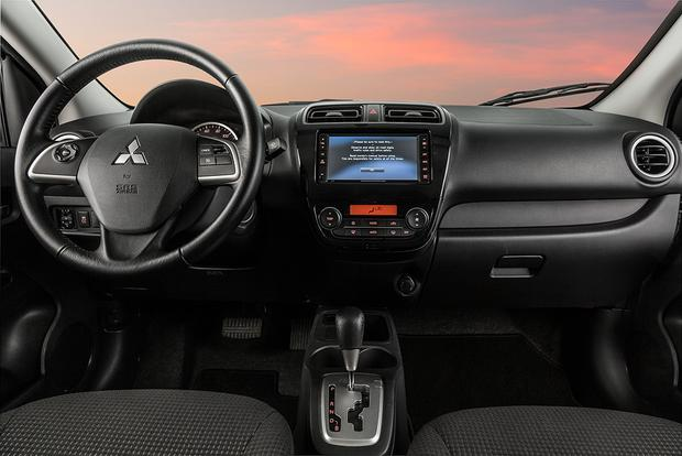 2015 Mitsubishi Mirage: New Car Review featured image large thumb6