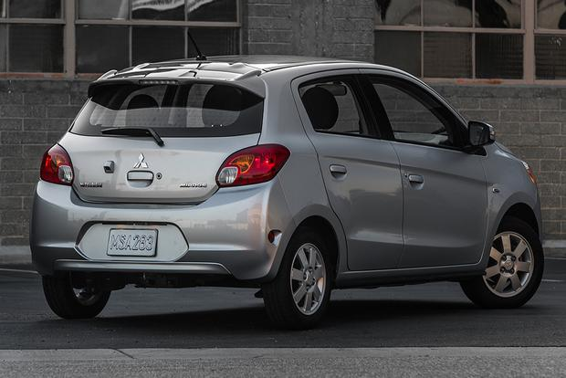 2015 Mitsubishi Mirage: New Car Review featured image large thumb4