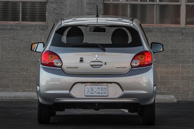 2015 Mitsubishi Mirage: New Car Review featured image large thumb3