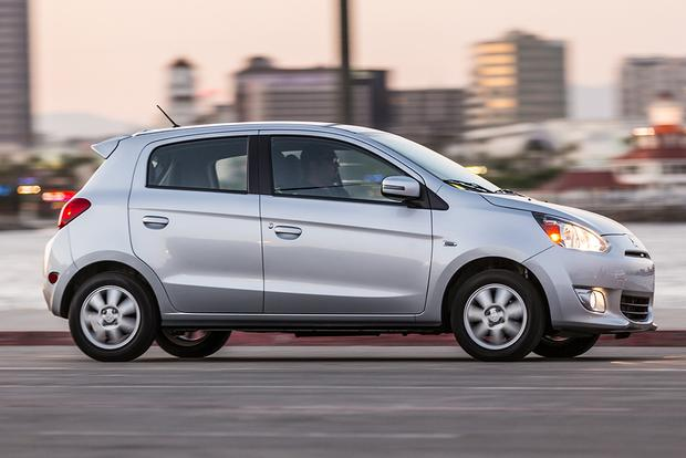 2015 Mitsubishi Mirage: New Car Review featured image large thumb1