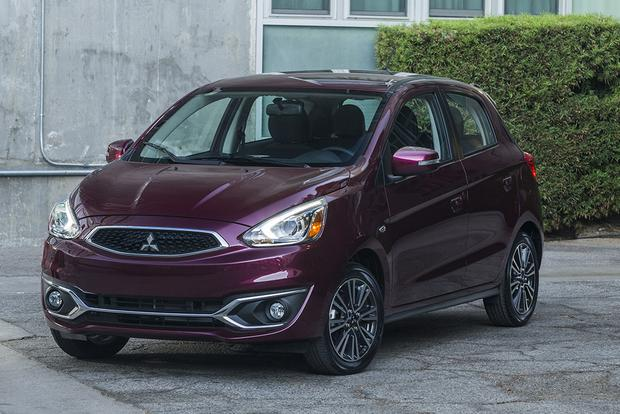 2017 Mitsubishi Mirage: New Car Review featured image large thumb2
