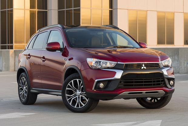 2017 Mitsubishi Outlander Sport New Car Review Featured Image Large Thumb0