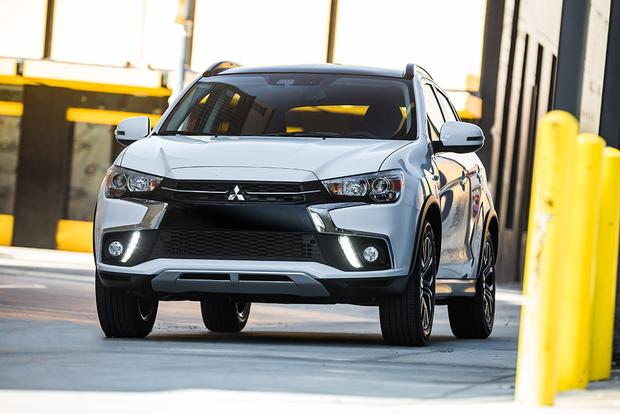 2018 Mitsubishi Outlander Sport New Car Review Featured Image Large Thumb0