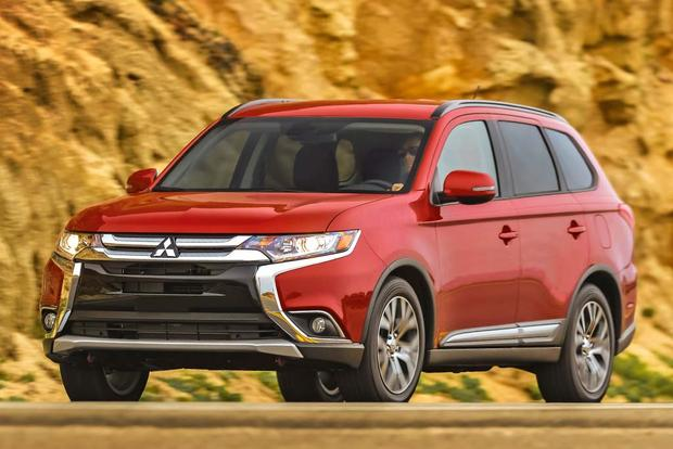 2016 Mitsubishi Outlander: New Car Review featured image large thumb0