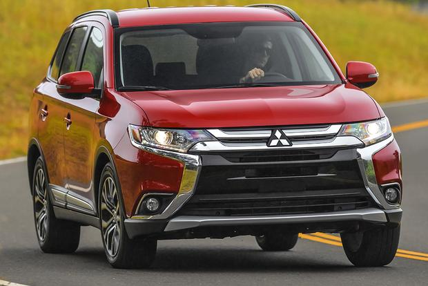 2016 Mitsubishi Outlander: First Drive Review featured image large thumb0