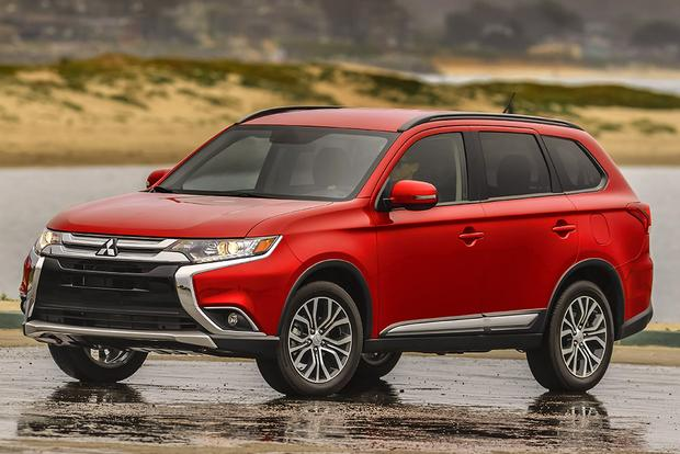 2016 Mitsubishi Outlander: First Drive Review featured image large thumb5