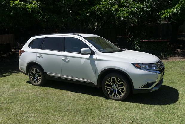 2016 Mitsubishi Outlander: Real World Review