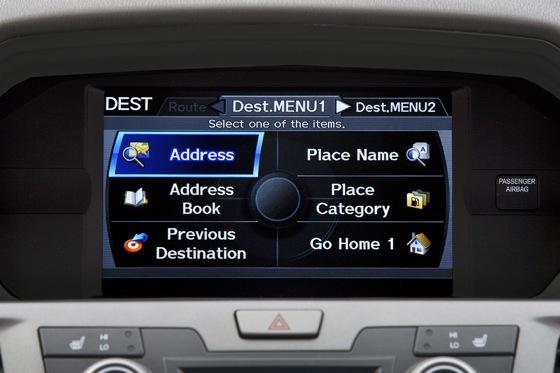 2011 Honda Odyssey - New Car Review featured image large thumb7