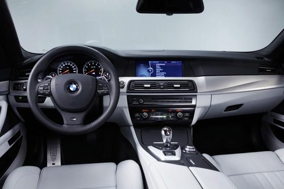 First Drive: 2013 BMW M5 featured image large thumb10