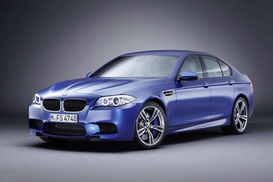 First Drive: 2013 BMW M5 featured image large thumb0