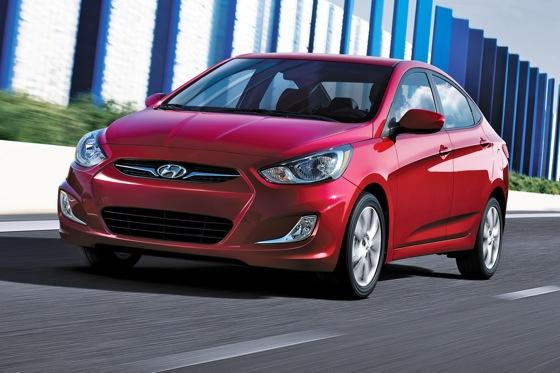 2012 Hyundai Accent: First Drive featured image large thumb7