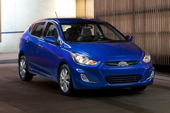 2012 Hyundai Accent: First Drive featured image large thumb15
