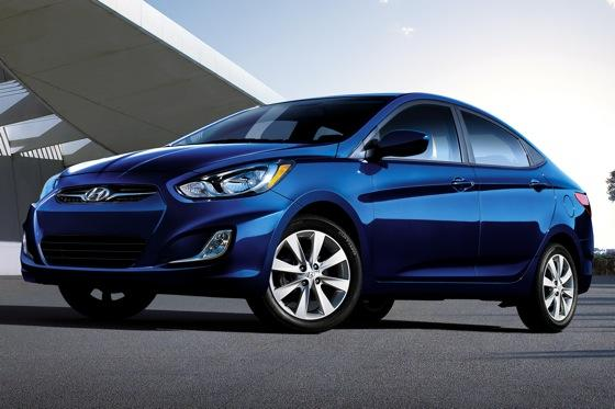2012 Hyundai Accent: First Drive featured image large thumb18