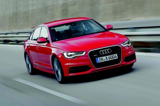 2012 Audi A6 Earns IIHS Top Safety Pick featured image large thumb1