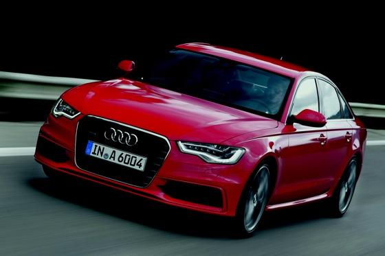 2012 Audi A6 Earns IIHS Top Safety Pick featured image large thumb2