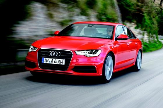 2012 Audi A6 Earns IIHS Top Safety Pick featured image large thumb3