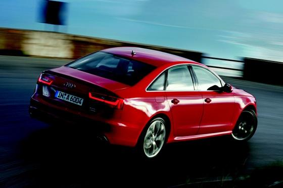 2012 Audi A6 Earns IIHS Top Safety Pick featured image large thumb4