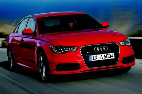 2012 Audi A6 Earns IIHS Top Safety Pick featured image large thumb5