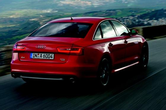 2012 Audi A6 Earns IIHS Top Safety Pick featured image large thumb6