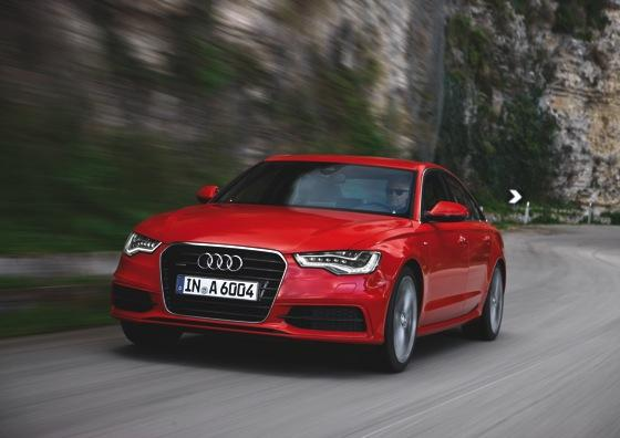 2012 Audi A6 Earns IIHS Top Safety Pick featured image large thumb7
