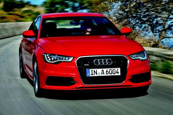 2012 Audi A6 Earns IIHS Top Safety Pick featured image large thumb8