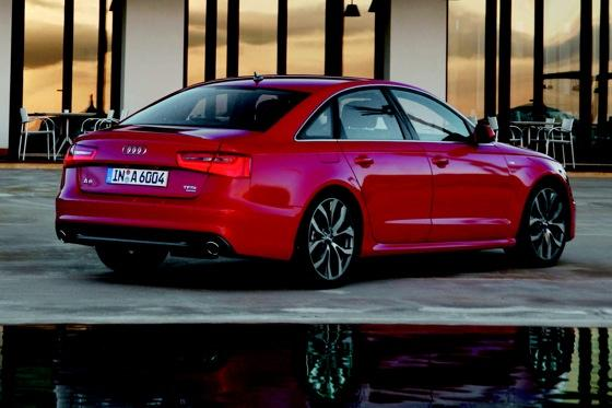 2012 Audi A6 Earns IIHS Top Safety Pick featured image large thumb9
