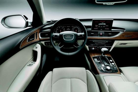 2012 Audi A6 Earns IIHS Top Safety Pick featured image large thumb12