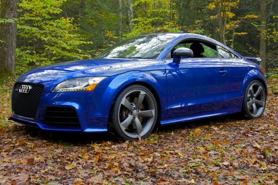 2012 audi tt rs new car review autotrader. Black Bedroom Furniture Sets. Home Design Ideas