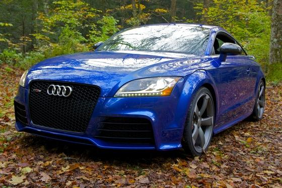 2012 Audi TT RS: First Drive featured image large thumb1