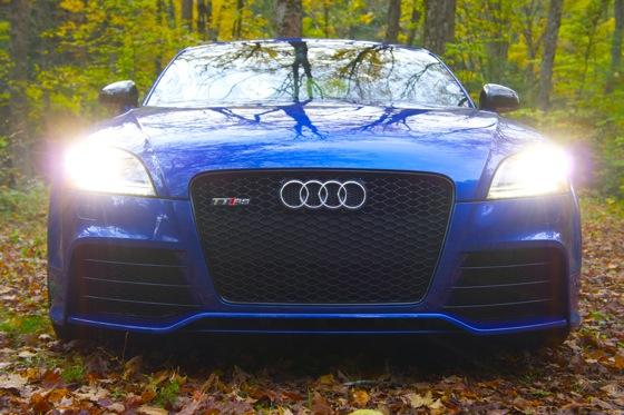 2012 Audi TT RS: First Drive featured image large thumb2
